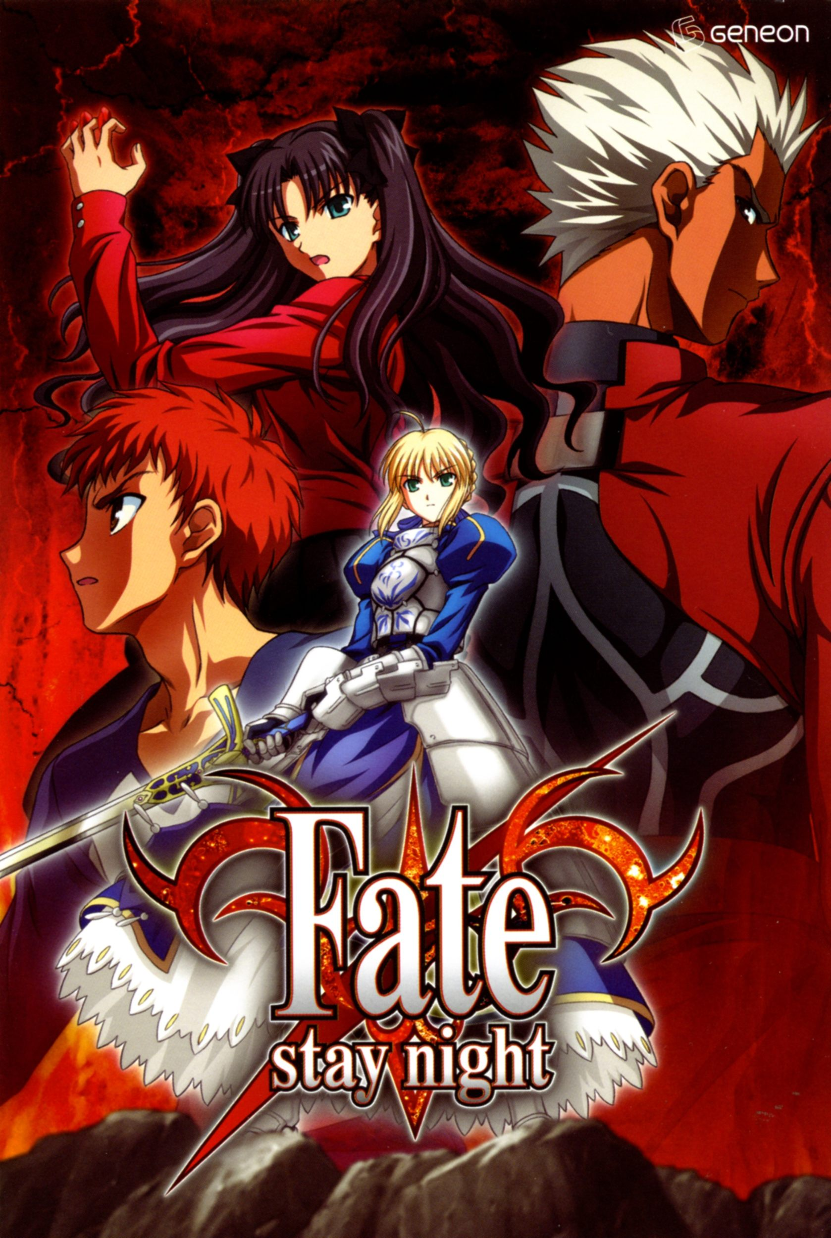 Fate/stay night (2006) - recenzja anima - rascal.pl