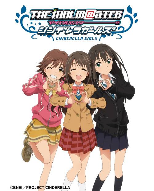 Idolm@ster Cinderella Girls Secon Season