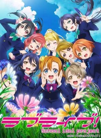 Love Live! School Idol Project Recenzja Anime