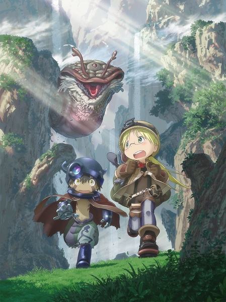 Made in Abyss - Recenzja anime wiosna 2017