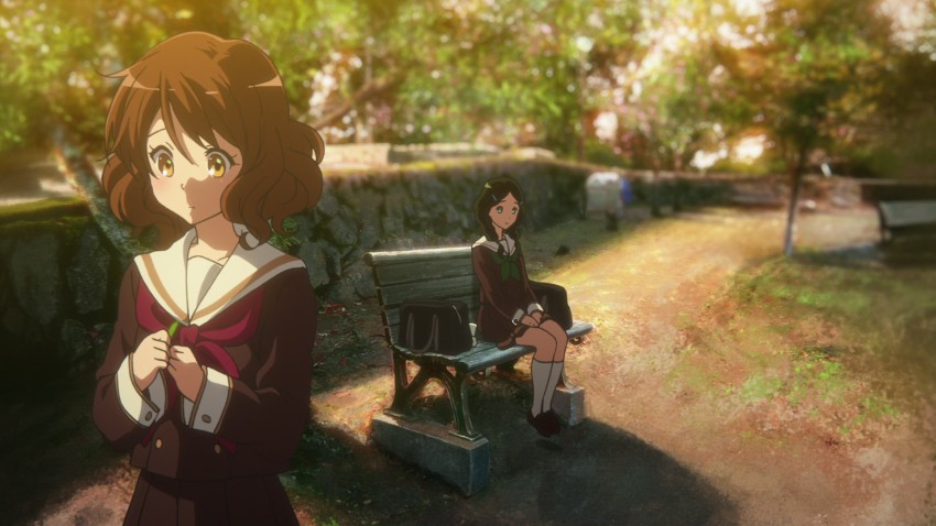 Hibike! Euphonium Best Looking Anime 2015