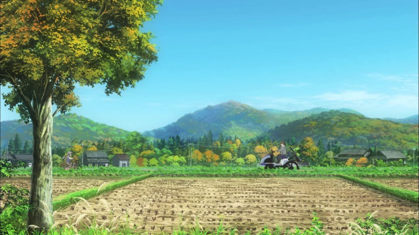 Non Non Biyori Repeat Best Looking Anime 2015