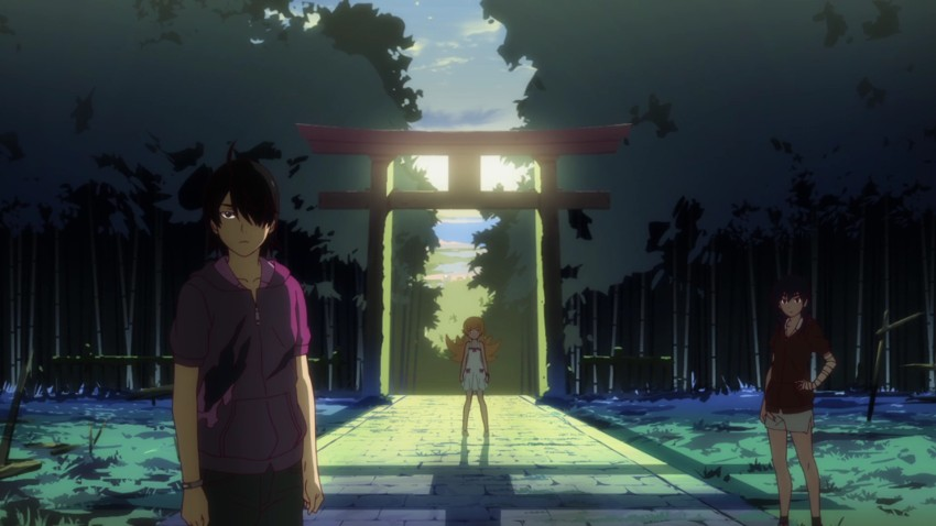 Owarimonogatari Worst Looking Anime 2015