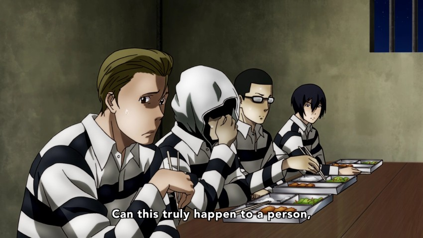 Prison School Worst Looking Anime 2015