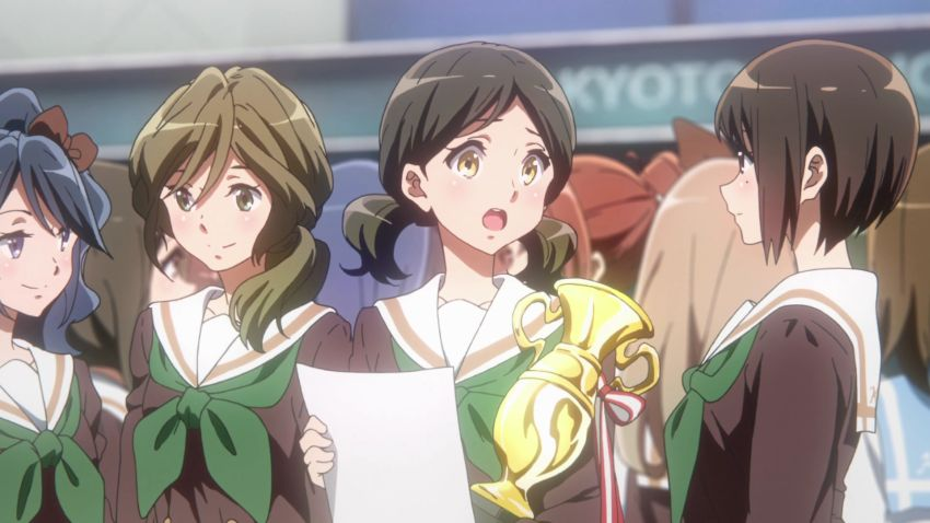 Hibike Euphonium Season 2 Best Looking Anime 2016