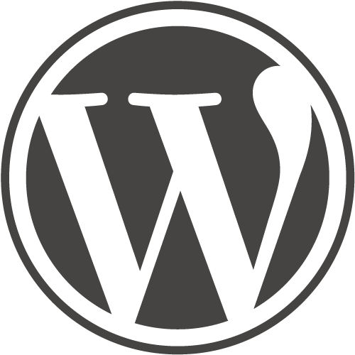 Wordpress wordpress-logo-notext-rgb