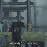 Ghost Hound - recenzja anime - rascal.pl