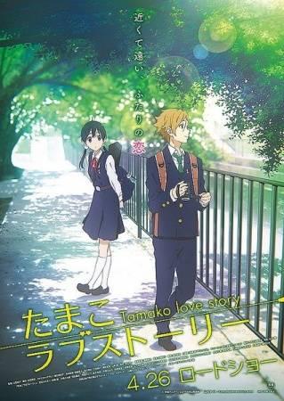 Tamako Love Story - recenzja anime - rascal.pl