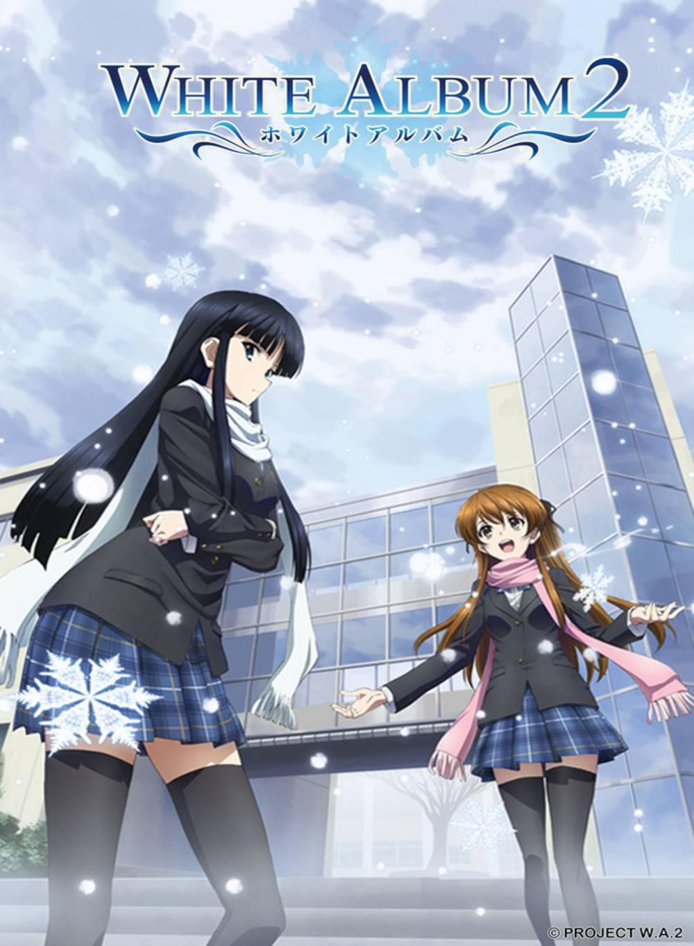 White Album 2 - recenzja anime - rascal.pl