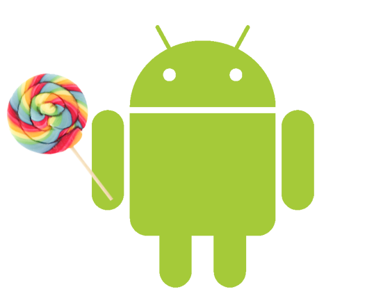 Android  android_5_lollipop