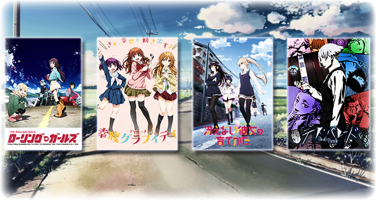 Anime Zima 2015