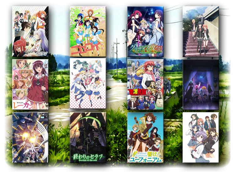 Ramówka anime wiosna 2015