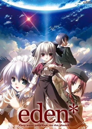 Eden - recenzja visual novel - rascal.pl