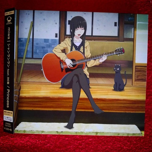 Flying-Witch-Miwa-Shanranran-CD