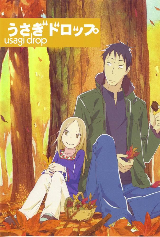 Usagi Drop - recenzja anime - rascal.pl