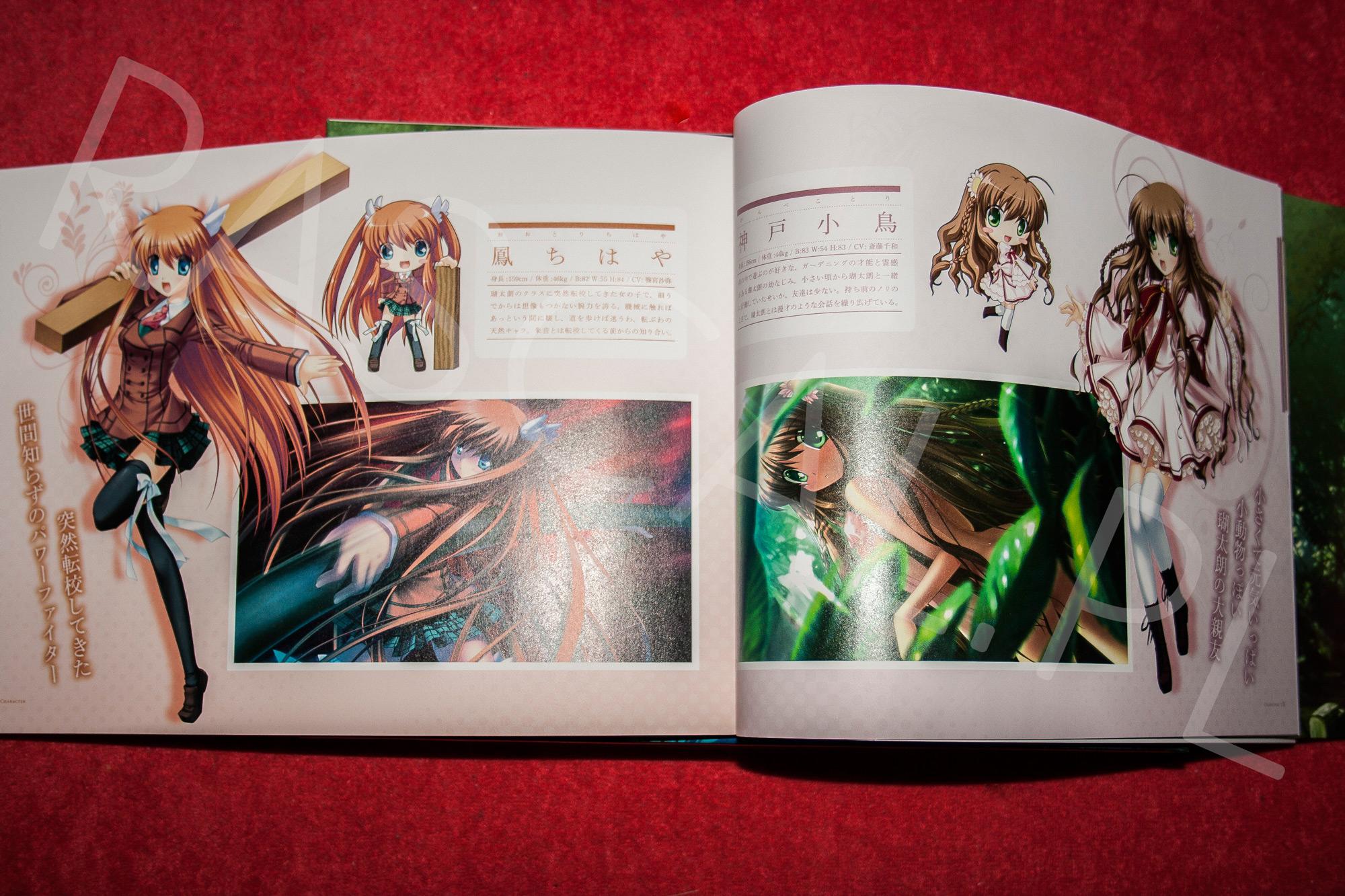 Rewrite - Artbook 001