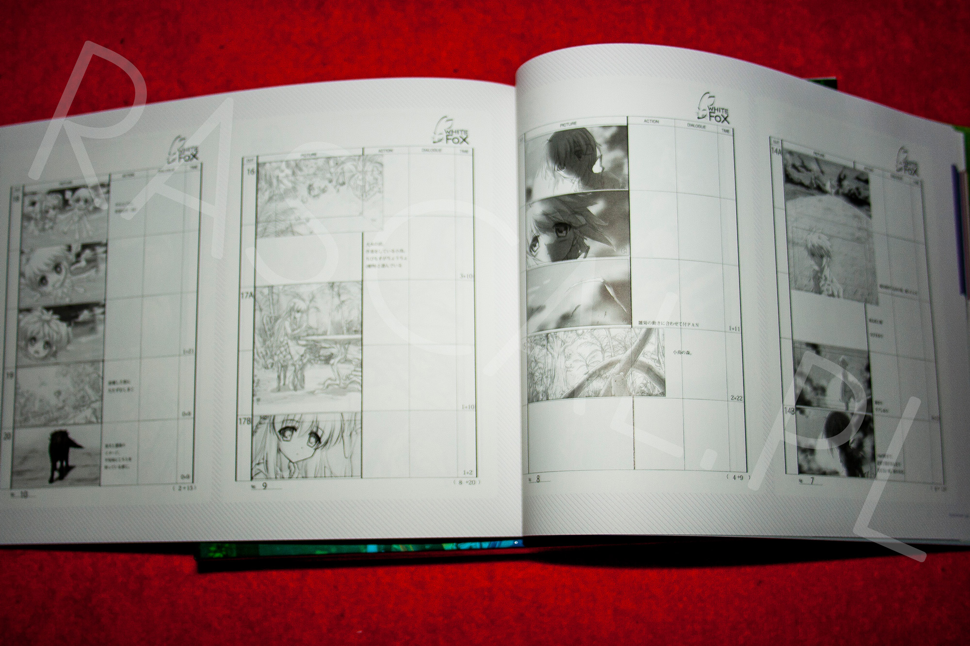 Rewrite - Artbook 002