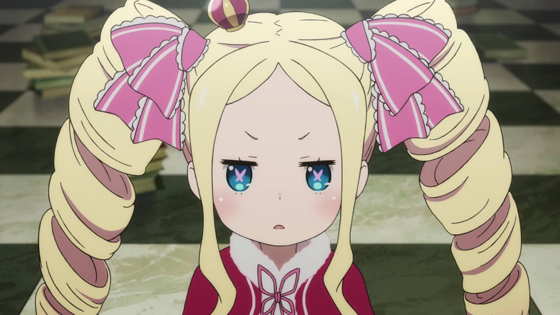 Re:Zero kara Hajimeru Isekai Seikatsu - recenzja anime - rascal.pl