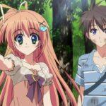 Hoshizora he Kakaru Hashi - recenzja anime - rascal.pl