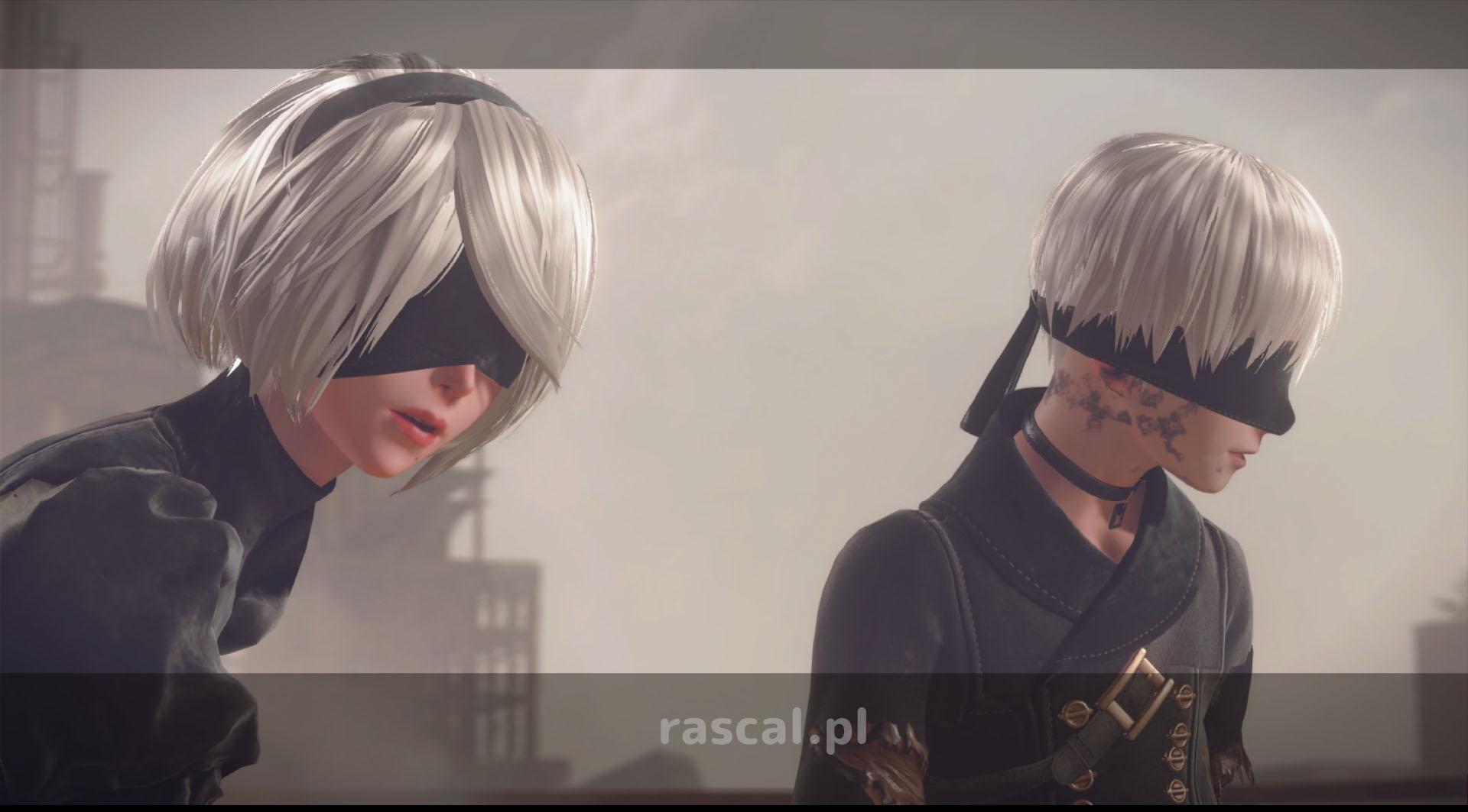 NieR: Automata - recenzja - rascal - 007