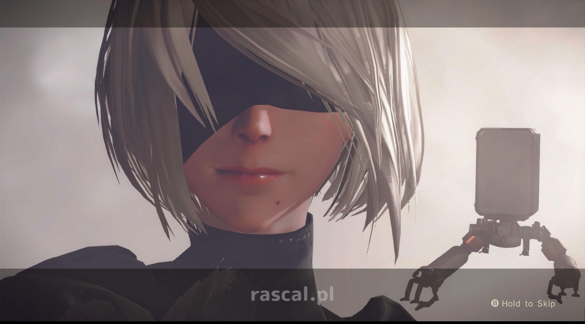 NieR: Automata - recenzja - rascal - 016