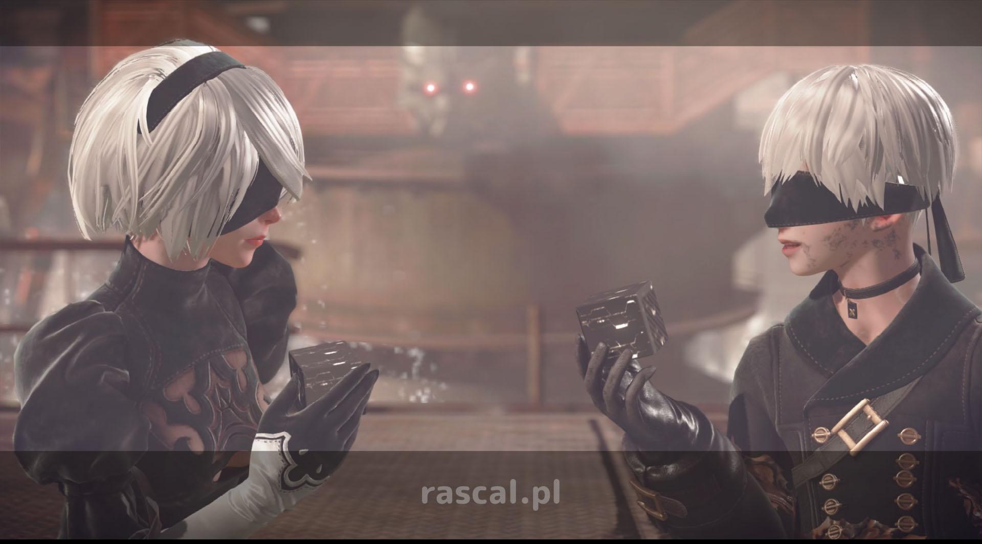 NieR: Automata - recenzja - rascal - 018