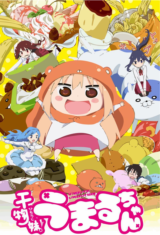 Himouto! Umaru-chan - recenzja anime - rascal.pl