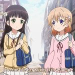 Gochuumon wa Usagi desu ka - recenzja anime - rascal.pl
