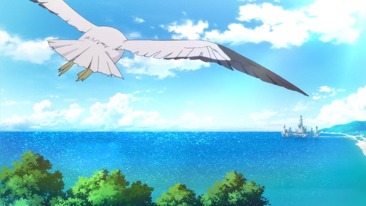 Kono Yo no Hate de Koi wo Utau Shoujo YU-NO - recenzja anime wiosna 2019
