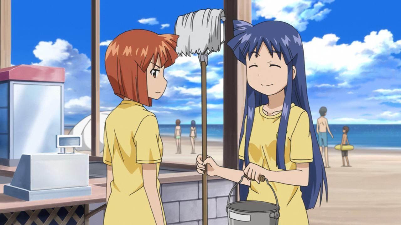 Shinryaku! Ika Musume - recenzja anime