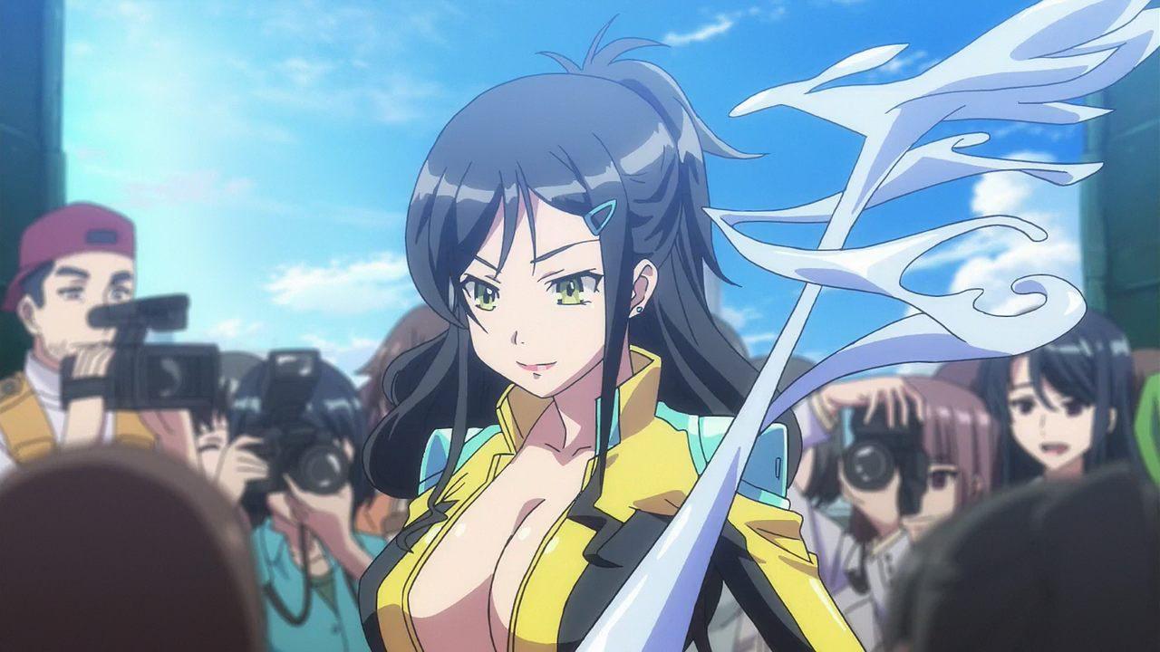 Kandagawa Jet Girls - recenzja anime jesień 2019