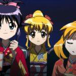 Mahoromatic - Season 2 (2002) - recenzja anime - rascal.pl