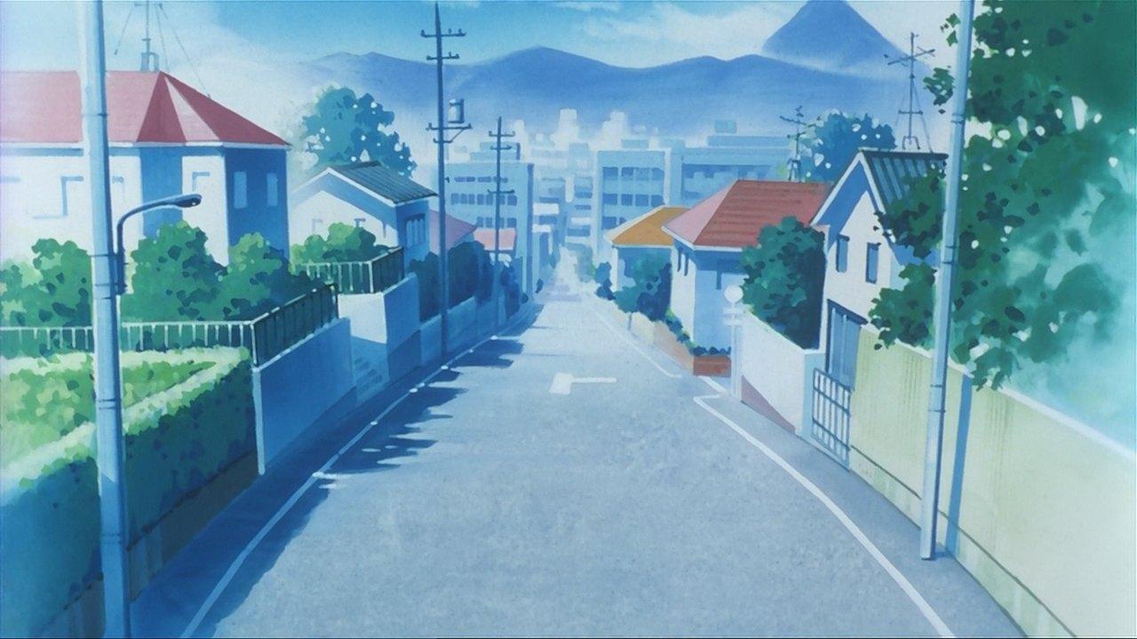Mahoromatic - Season 1 (2001) - recenzja anime - rascal.pl