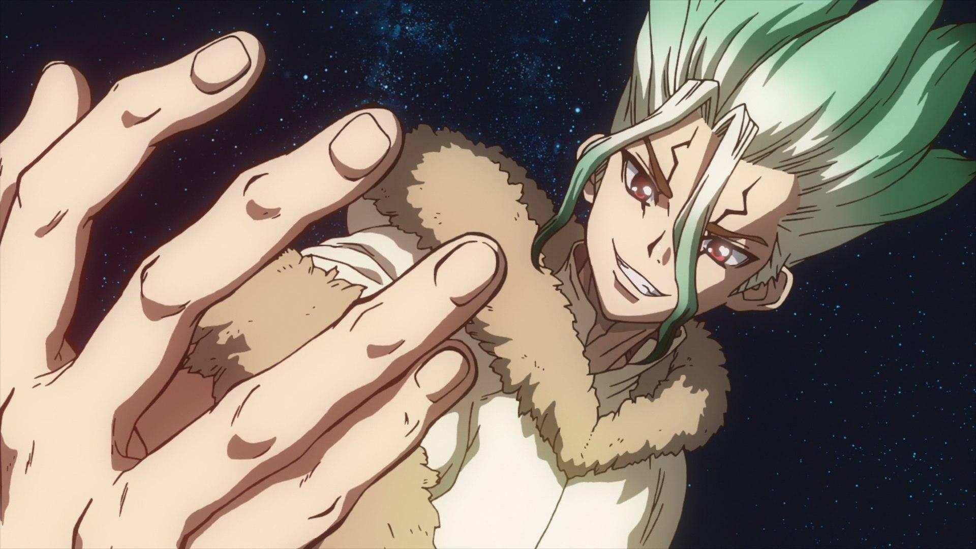 Dr. Strone - Podsumowanie roku anime 2019 - rascal.pl