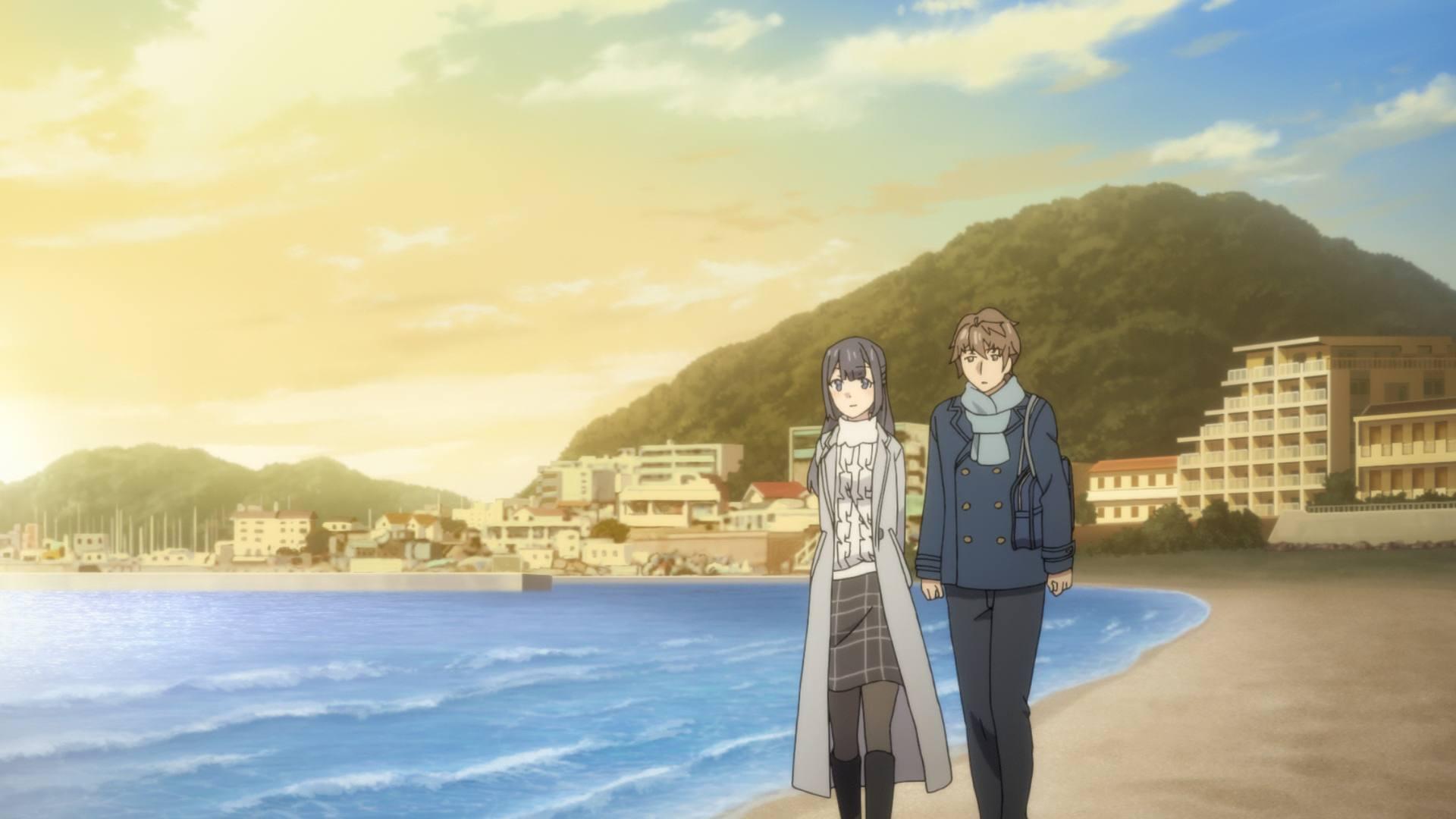 Seishun Buta Yarou wa Yumemiru Shoujo no Yume wo Minai - recenzja anime - rascal.pl