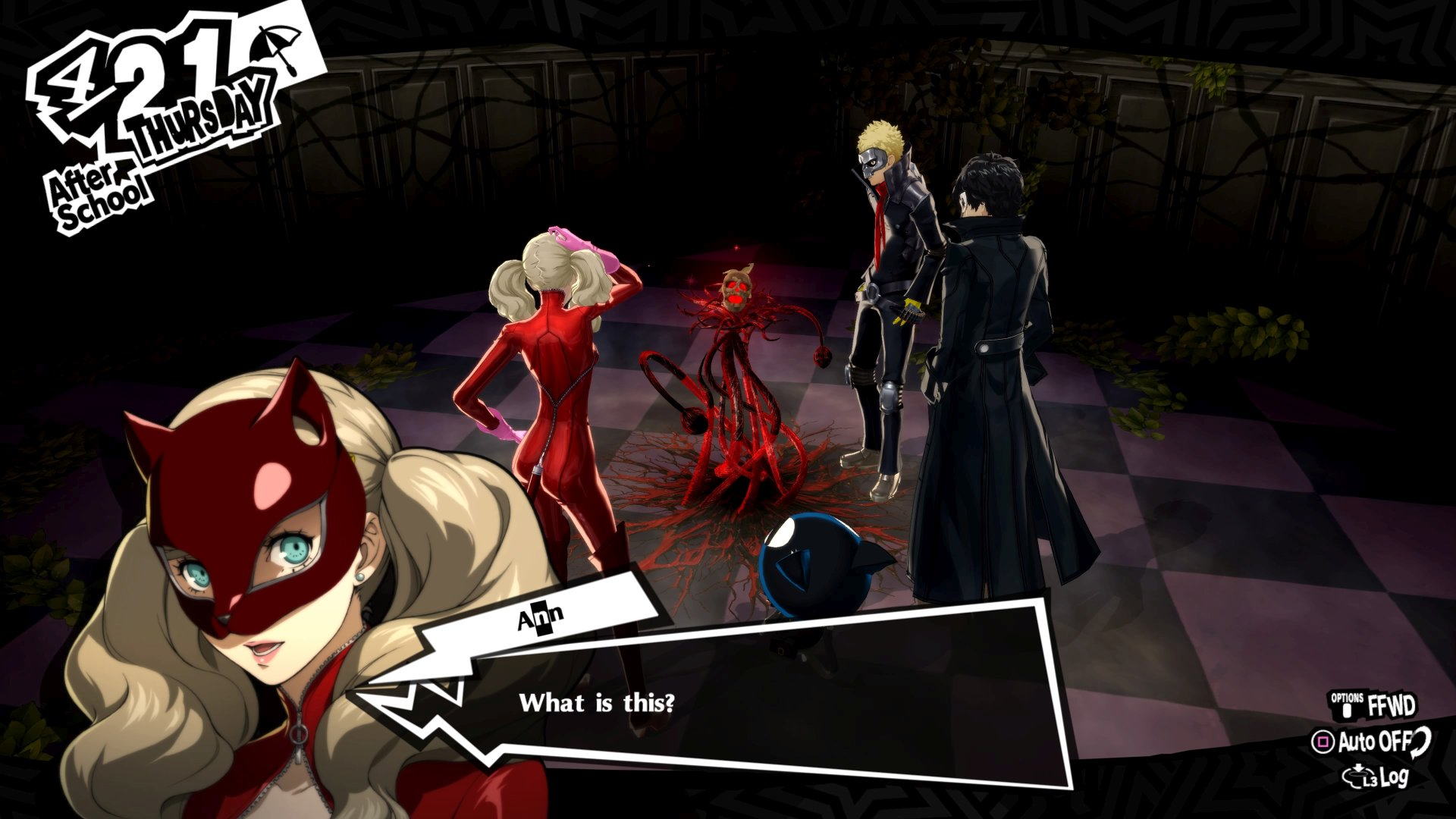 Persona 5 Royal - PS4 - Recenzja Gry - rascal.pl - Will Seed