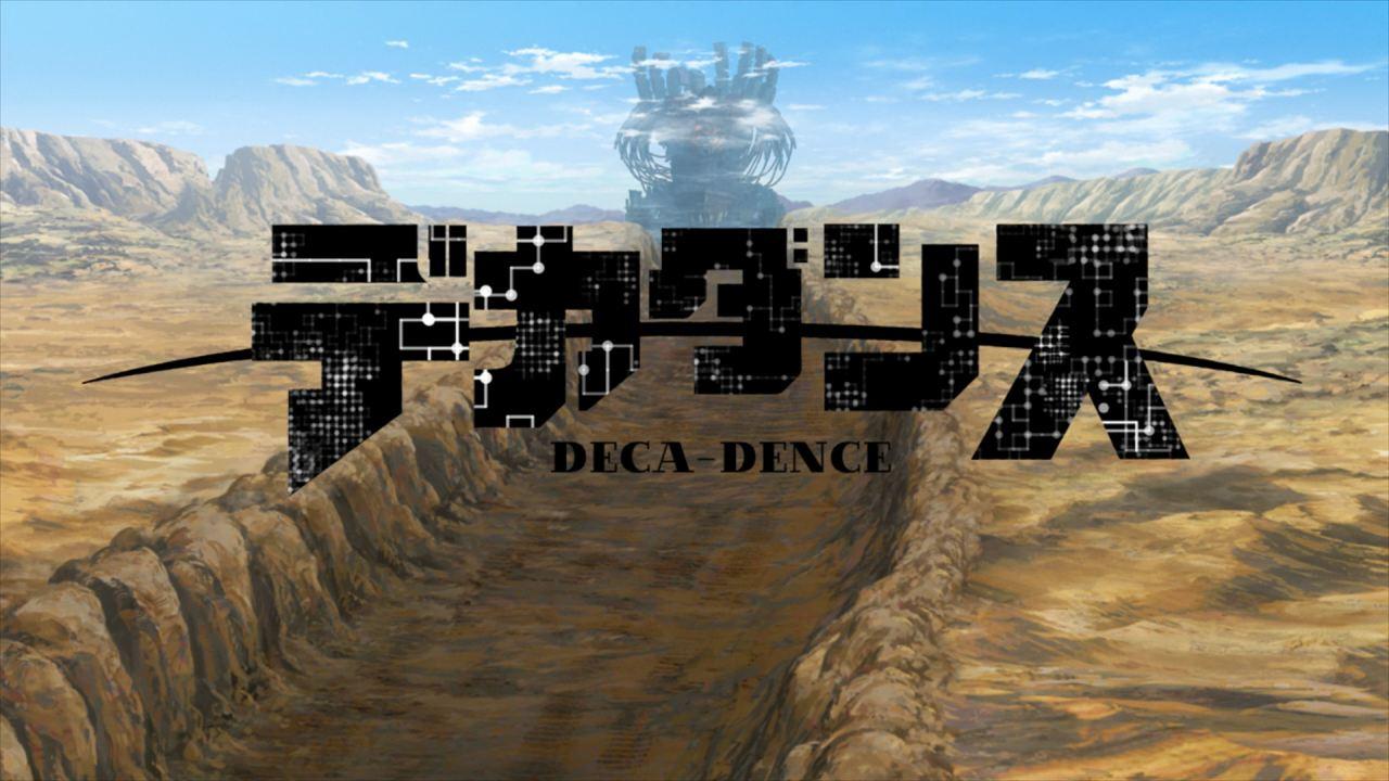 Deca-Dence - recenzja anime lato 2020 - rascal.pl