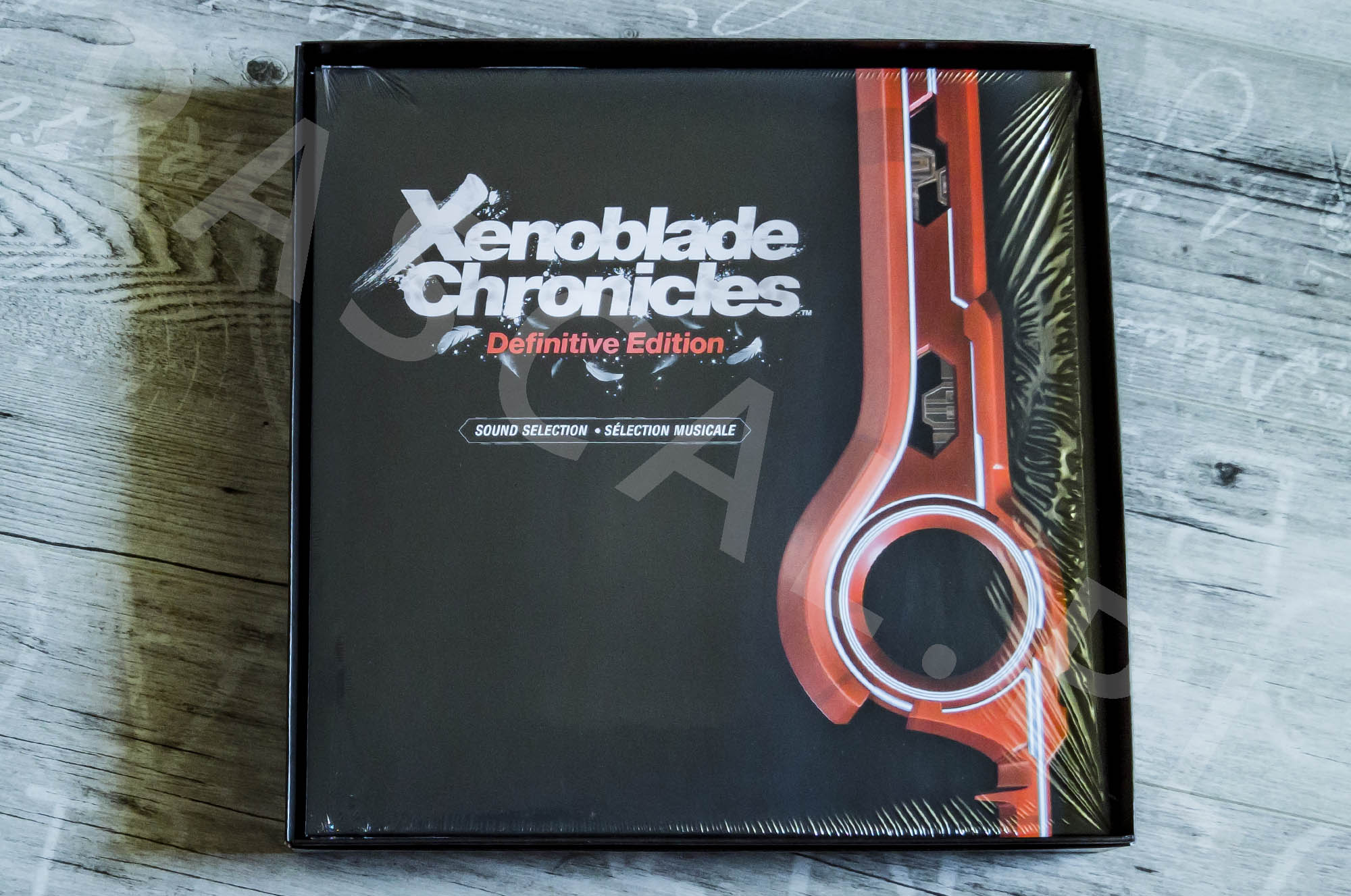 Xenoblade Chronicles Definitive Edition Collectors Set - Vinyl