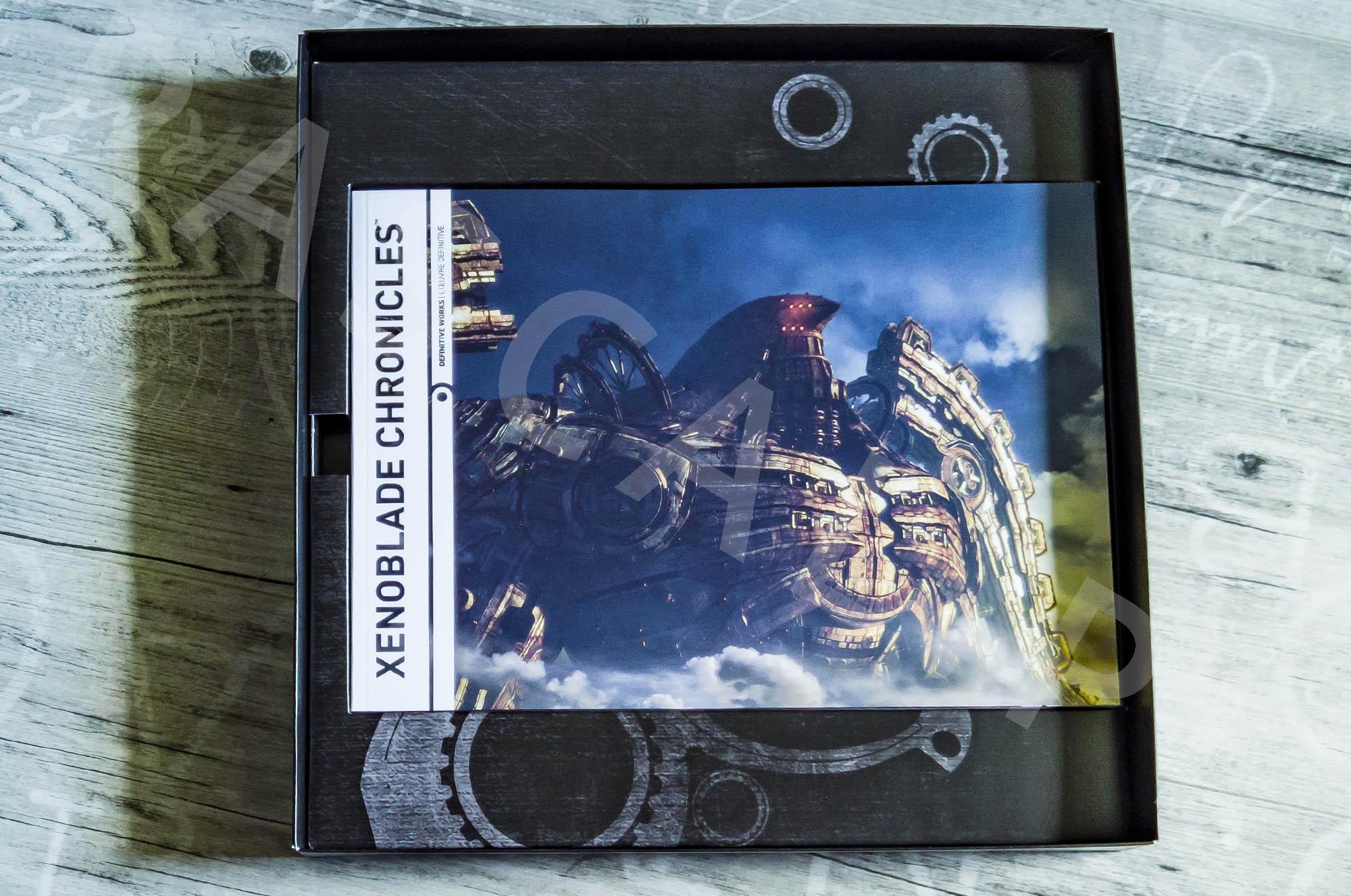 Xenoblade Chronicles Definitive Edition Collectors Set - Artbook