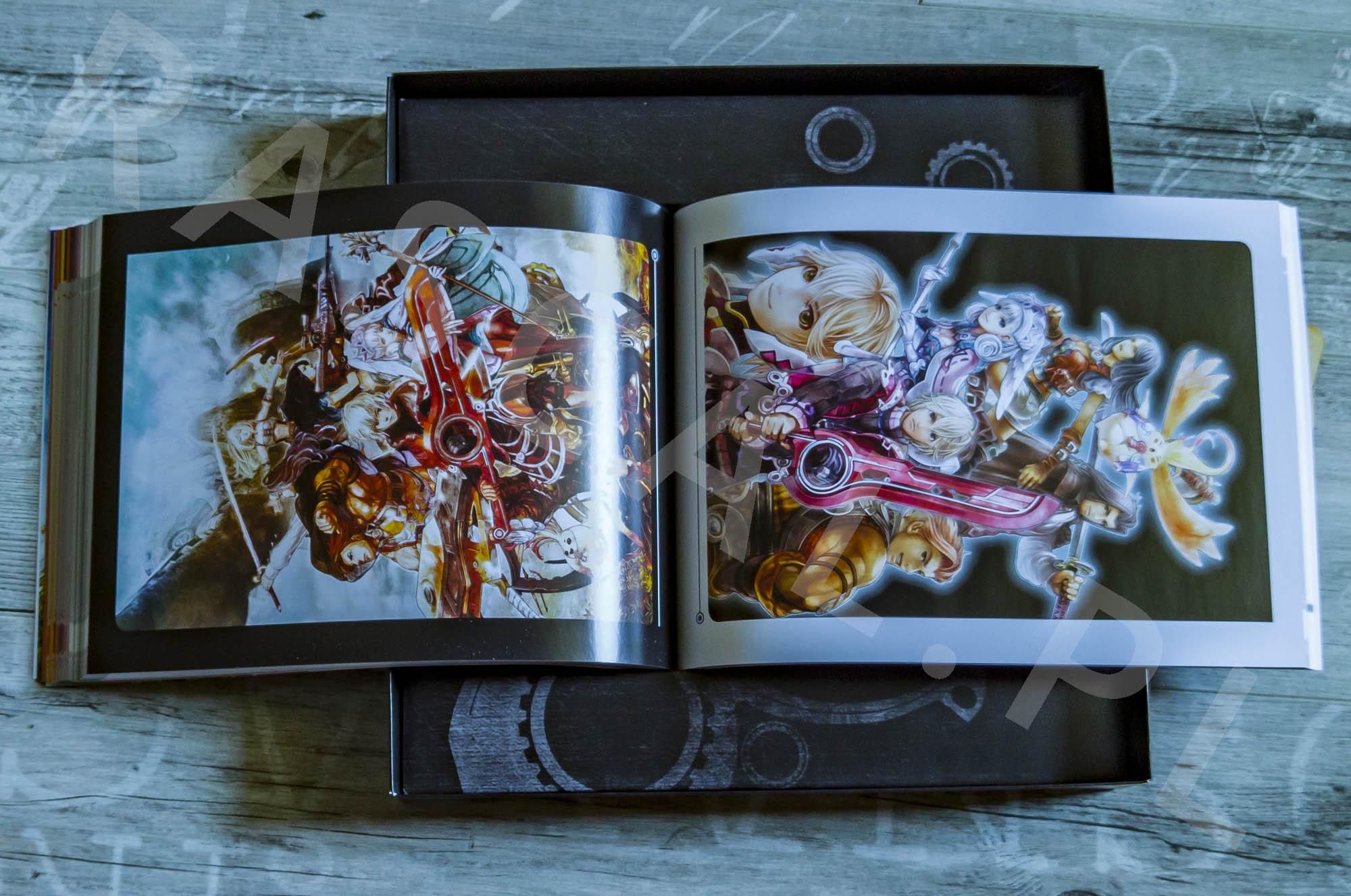 Xenoblade Chronicles Definitive Edition Collectors Set - Artbook - 24