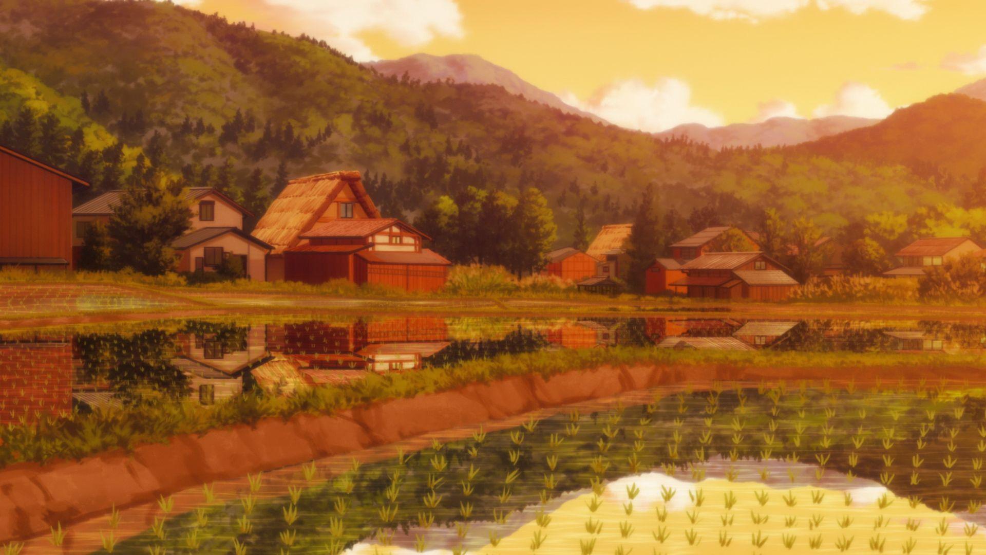 Higurashi no Naku Koro ni - recenzja anime jesień 2020 - rascal.pl