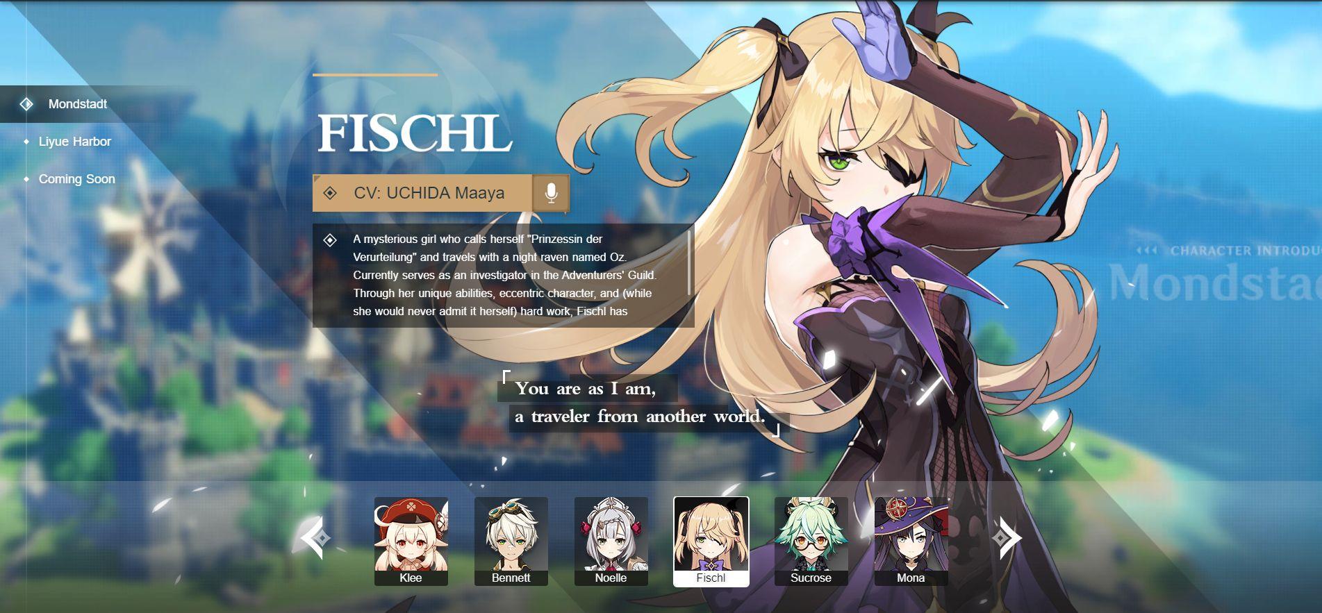 Genshin Impact (2020) - recenzja gry - rascal.pl