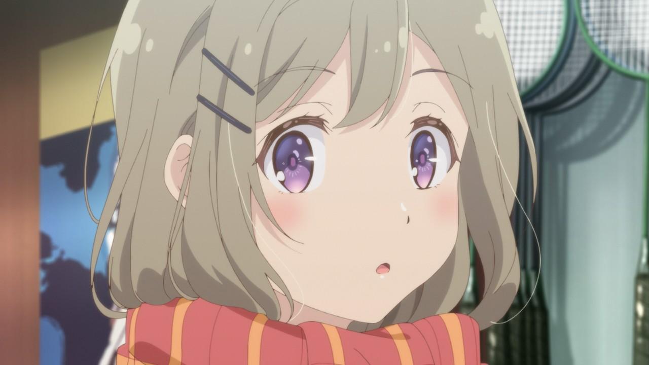 Najlepiej wyglądające anime 2020 - Adachi to Shimamura