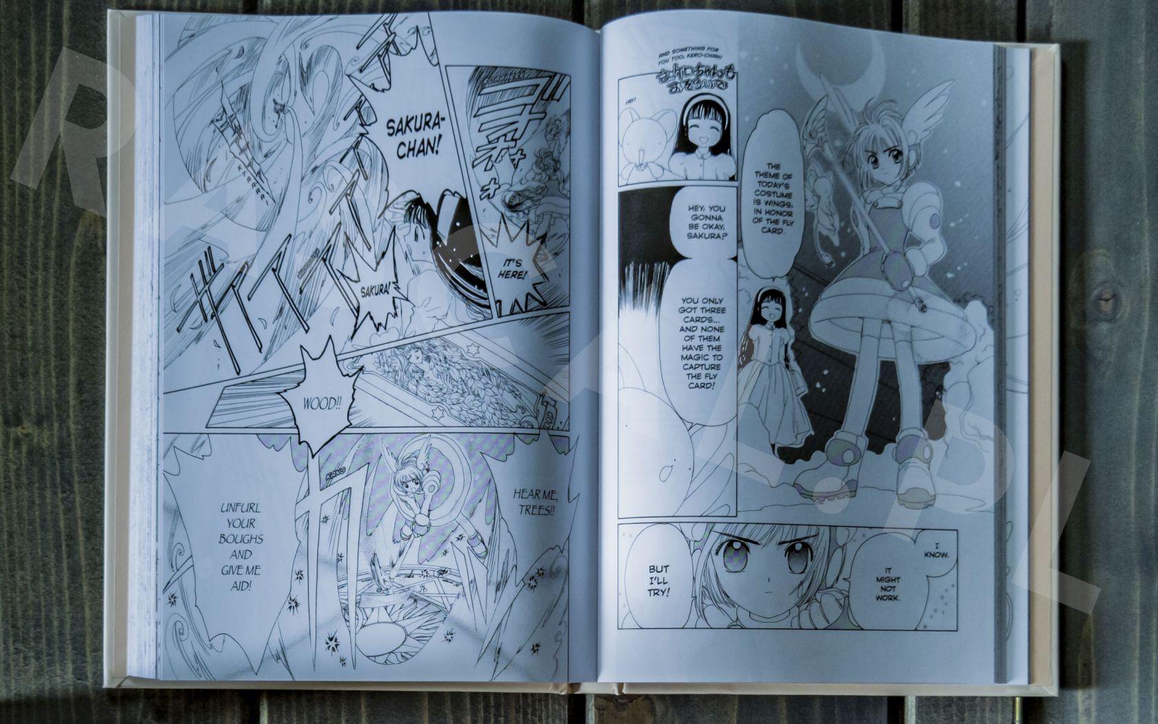 Cardcaptor Sakura Collector's Edition (1,2) - Seven Seas - Nowości w kolekcji mangi (listopad 2020) - rascal.pl