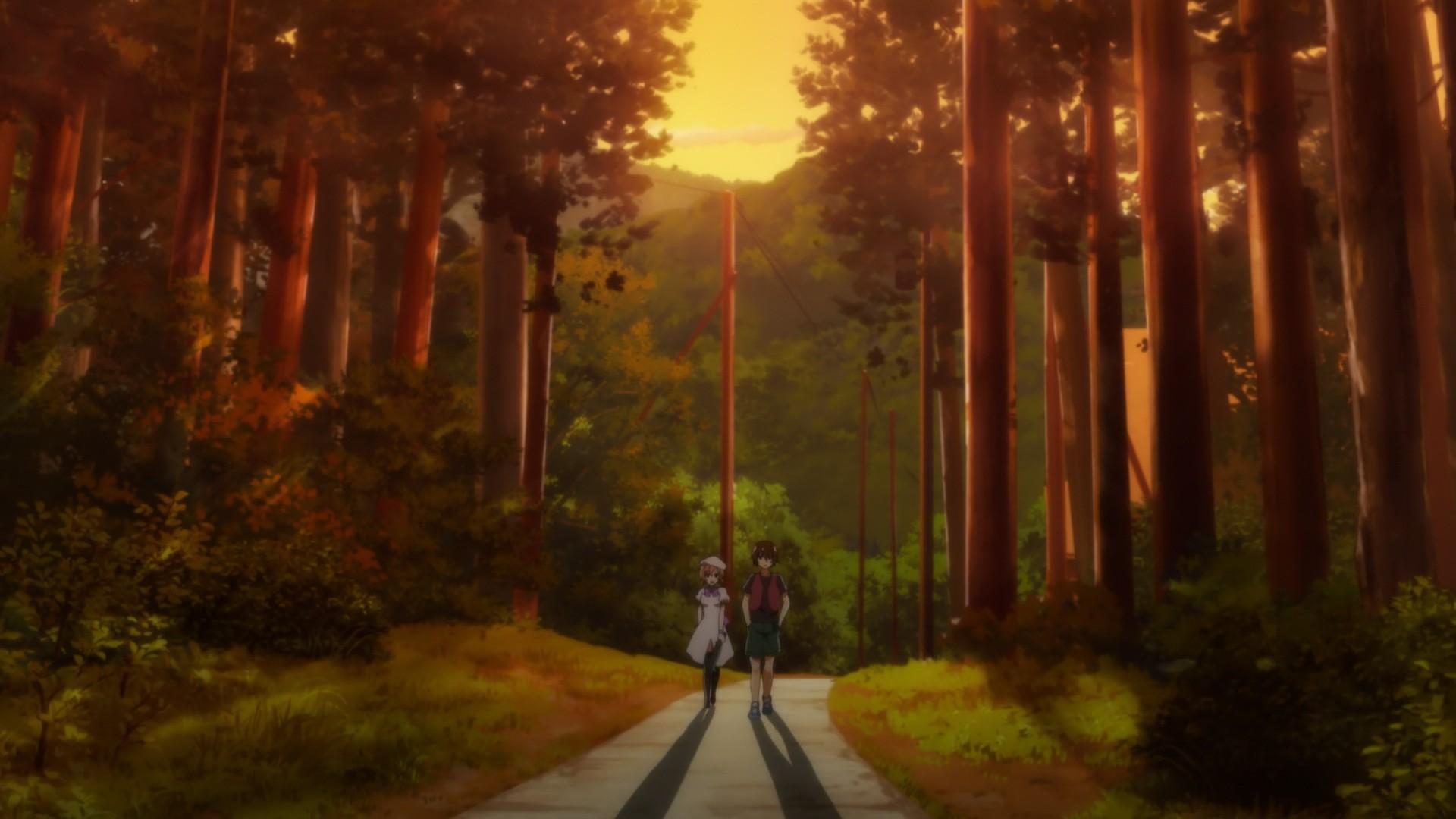 Najlepiej wyglądające anime 2020 - Higurashi no Naku koro Ni Gou