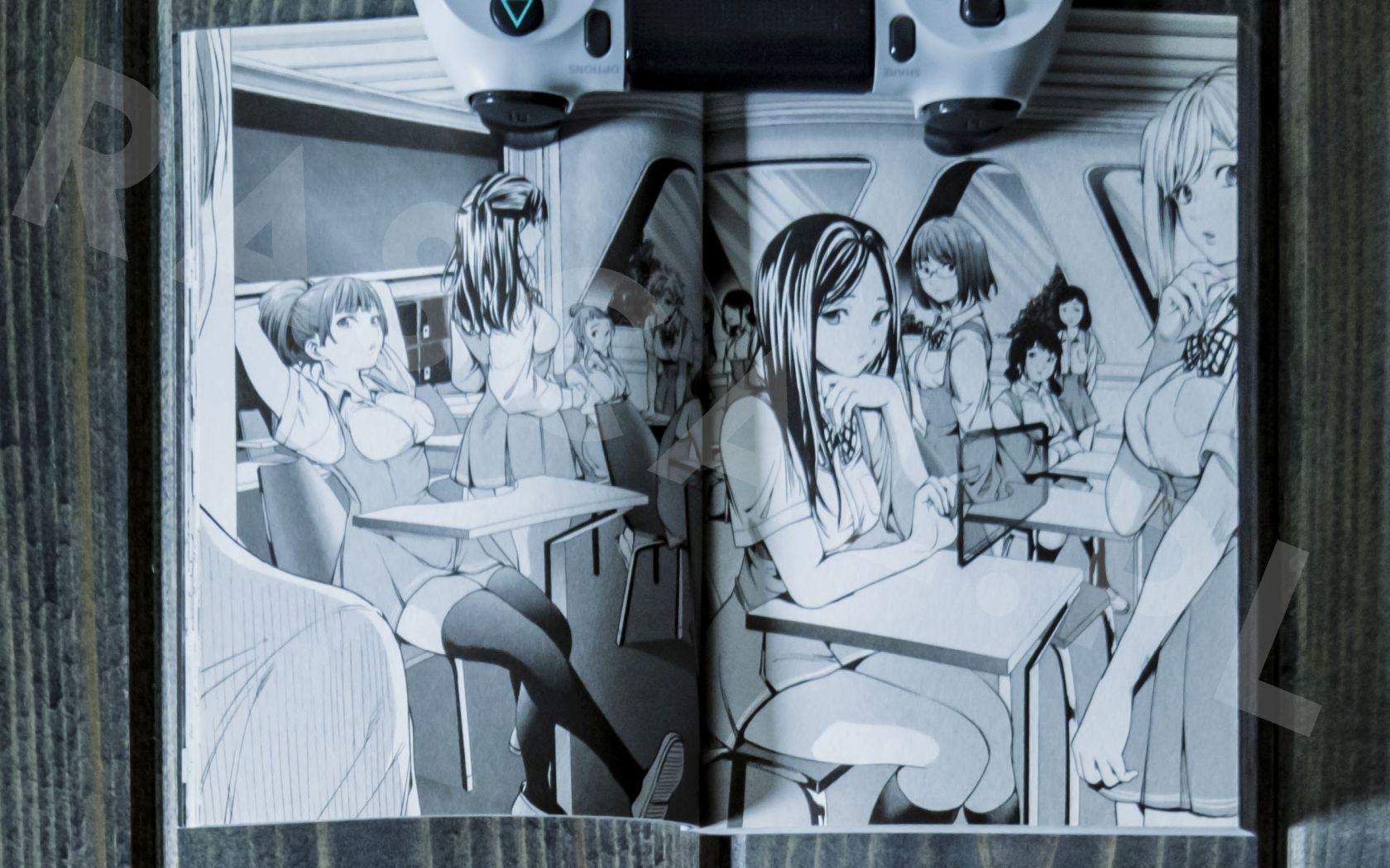 Shuumatsu no Harem (1,2) - Ghost Ship - Nowości w kolekcji mangi (listopad 2020) - rascal.pl