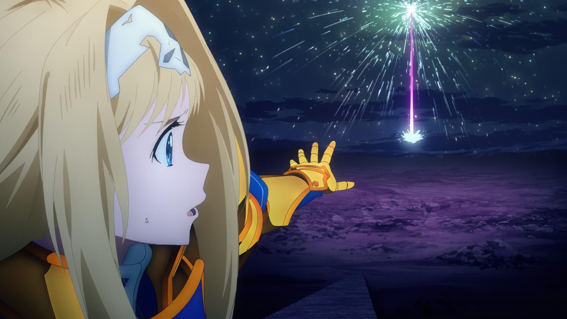 Najlepiej wyglądające anime 2020 - Sword Art Online: Alicization