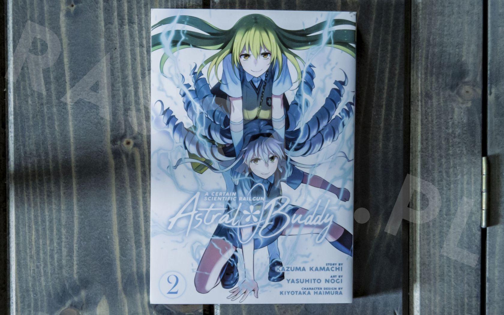 Toaru Kagaku no Railgun: Astral Buddy (2) - Seven Seas - Nowości w kolekcji mangi (listopad 2020) - rascal.pl