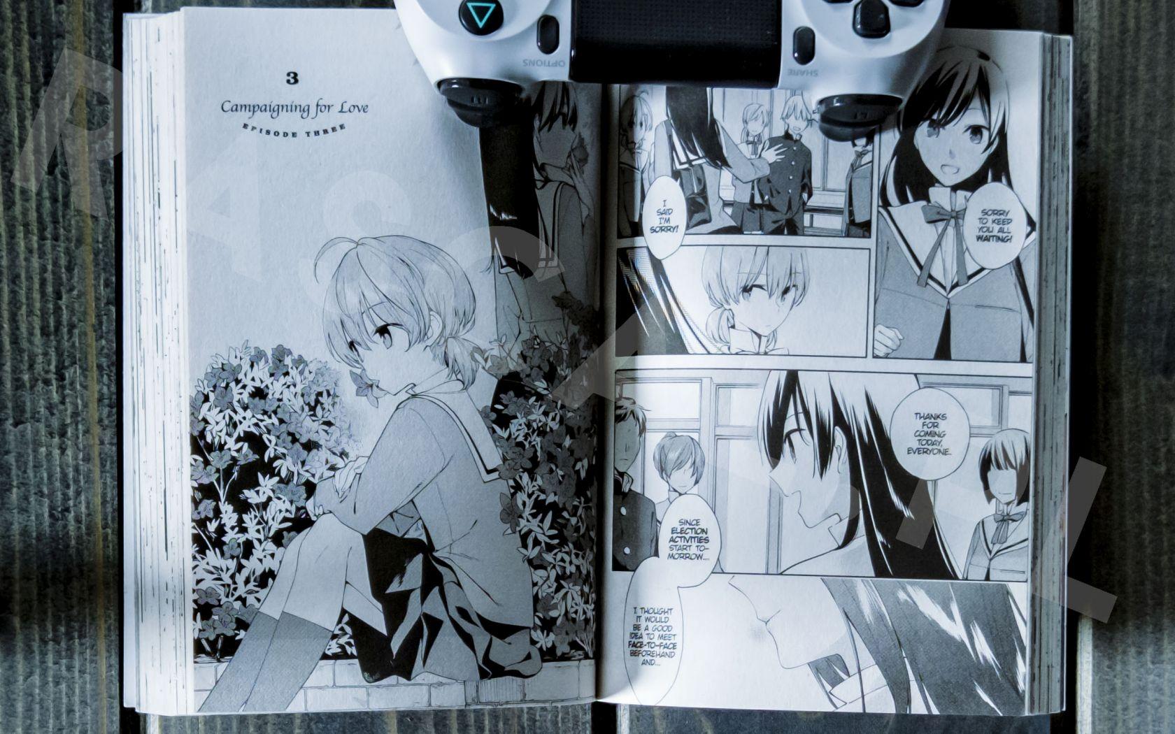 Yagate Kimi ni Naru (1) - Seven Seas - Nowości w kolekcji mangi (listopad 2020) - rascal.pl