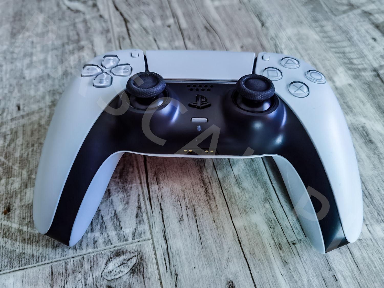 Playstation 5 - DualSense - mini recenzja - rascal.pl